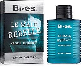 Парфюми, Парфюмерия, козметика Bi-Es Le Male Rebelle - Тоалетна вода
