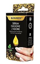 Парфюмерия и Козметика Маслен серум за нокти и кожички - Kosmed Serum Oil J'Adore