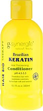 Парфюми, Парфюмерия, козметика Балсам за коса с кератин - G-synergie Brazilian Keratin Conditioner