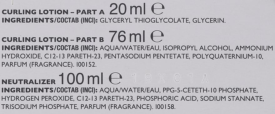 Продукт с химическо покритие при боядисана коса - Revlon Professional Sensor Perm-Supreme — снимка N11
