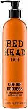 Парфюмерия и Козметика Шампоан за боядисана коса - Tigi Bed Head Colour Goddess Oil Infused Shampoo