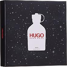 Парфюмерия и Козметика Hugo Boss Hugo Man - Комплект (тоал. вода/75ml + део/75ml)