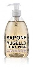 Парфюмерия и Козметика Течен сапун с лавандула - Officina Del Mugello Liquid Soap Lavender