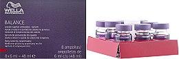 Парфюмерия и Козметика Серум против косопад - Wella Professionals Balance Anti Hair Loss Serum
