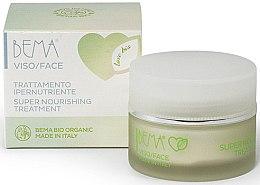 Парфюми, Парфюмерия, козметика Подхранващ крем за лице - Bema Cosmetici Love Bio Super Nourishing Treatment