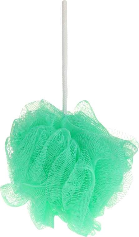 Гъба за баня 1925, зелена - Top Choice Wash Sponge