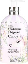 """Парфюмерия и Козметика Течен сапун за ръце """"Еднорог"""" - Baylis & Harding Beauticology Unicorn Candy Hand Wash"""