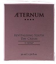 Парфюми, Парфюмерия, козметика Ревитализиращ дневен крем за лице - Aeternum Revitalising Youth Day Cream