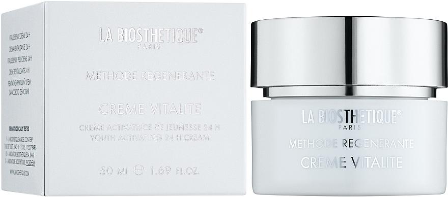 Възстановяващ интензивен крем за лице с 24-часово действие - La Biosthetique Methode Regenerante Creme Vitalite — снимка N1