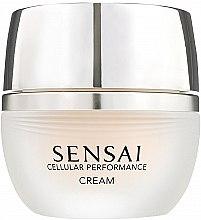 Парфюмерия и Козметика Възстановяващ крем с антивъзрастов ефект - Kanebo Sensai Cellular Performance Cream