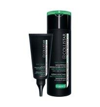 Парфюми, Парфюмерия, козметика Комплект за коса, скраб за скалпа и шампоан против пърхот - Collistar Rebalancing Anti-Dandruff Treatment (shmp/200ml + scr/50ml)