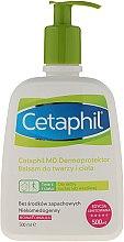Парфюмерия и Козметика Хидратиращ лосион за лице и тяло - Cetaphil MD Dermoprotektor