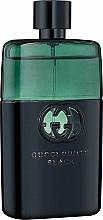 Парфюмерия и Козметика Gucci Guilty Black Pour Homme - Тоалетна вода