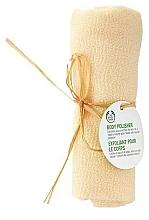 Парфюмерия и Козметика Ексфолираща кърпа за тяло, кремава - The Body Shop Body Polisher