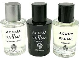 Парфюмерия и Козметика Acqua di Parma Colonia - Комплект одеколони (edc/3x5ml)