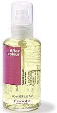 Парфюмерия и Козметика Течни кристали за боядисана коса - Fanola Colour-Care Fluid Crystal