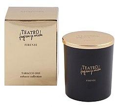 Парфюми, Парфюмерия, козметика Ароматна свещ - Teatro Fragranze Uniche Tabacco Scented Candle