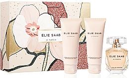 Парфюмерия и Козметика Elie Saab Le Parfum - Комплект (парф.вода/50ml + лосион за тяло/75ml + душ крем/75ml)