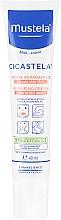Възстановяващ крем за раздразнена кожа - Mustela Cicastela Repairing Cream Irritated Skin — снимка N2