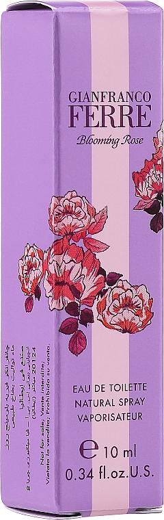 Gianfranco Ferre Blooming Rose - Тоалетна вода (мини)