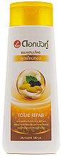 Парфюмерия и Козметика Шампоан за отслабена коса - Twin Lotus Golden Silk Herbal Total Repair Shampoo