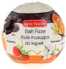 Парфюми, Парфюмерия, козметика Бомбичка за вана, зелена - Belle Nature