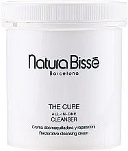 Възстановяващ почистващ крем за лице - Natura Bisse The Cure All-In-One Cleanser — снимка N2