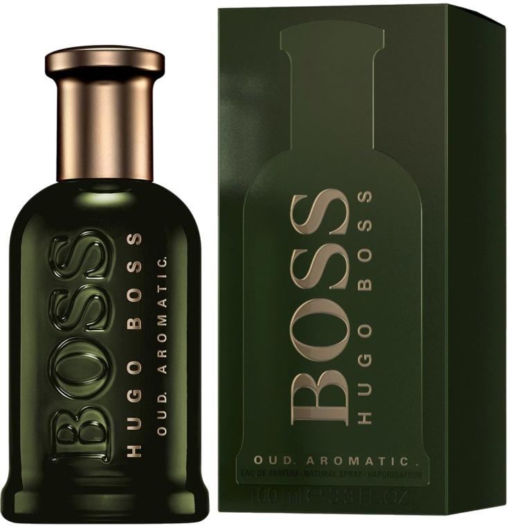 Hugo Boss Boss Bottled Oud Aromatic - Парфюмна вода — снимка N2