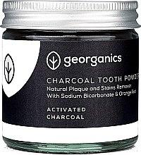 Парфюми, Парфюмерия, козметика Натурален прах за зъби - Georganics Activated Charcoal Natural Toothpowder