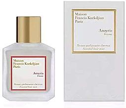 Парфюмерия и Козметика Maison Francis Kurkdjian Amyris Femme - Парфюмен спрей за коса