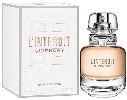 Givenchy L'Interdit Eau De Toilette - Тоалетна вода