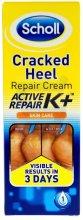 Парфюмерия и Козметика Регенериращ крем за кожата на петите - Scholl Cracked Heel Repair Cream