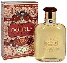 Парфюмерия и Козметика Evaflor Double Whisky - Лосион за след бръснене