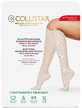 Парфюмерия и Козметика Маска за крака - Collistar Special Perfect Body Boot-Mask Nourishing Anti-Fatigue Feet And Calves