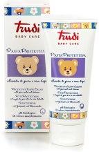 Парфюми, Парфюмерия, козметика Бебешки защитен крем за под пелените - Trudi Baby Care Protective Nappy Cream