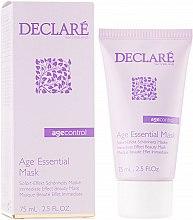Парфюмерия и Козметика Подмладяваща маска за лице с мигновен ефект - Declare Age Control Age Essential Mask