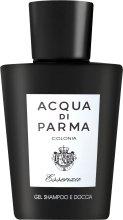 Парфюмерия и Козметика Acqua Di Parma Colonia Essenza - Шампоан и гел душ 2 в 1