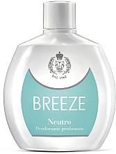 Парфюмерия и Козметика Breeze Neutro - Парфюмен дезодорант