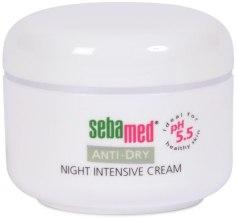 Парфюми, Парфюмерия, козметика Овлажняващ нощен защитен крем - Sebamed Anti Dry Night Defence Cream