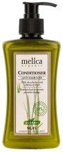 Парфюмерия и Козметика Балсам за коса против косопад - Melica Organic Anti-Hair Loss Conditioner