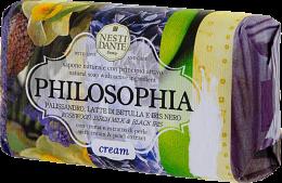 "Парфюмерия и Козметика Сапун ""Перлена пяна"" - Nesti Dante Philosophia Cream"