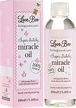 Парфюмерия и Козметика Етерично масло против стрии - Love Boo Mummy Miracle Oil