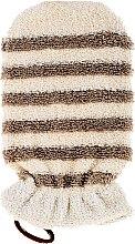 Парфюмерия и Козметика Ръкавица за баня - Suavipiel Natural Ramie & Cotton Mitt