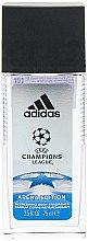 Парфюми, Парфюмерия, козметика Adidas UEFA Champions League Arena Edition - Парфюмен дезодорант