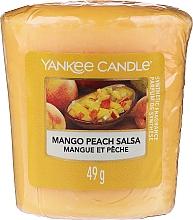 Парфюмерия и Козметика Ароматна свещ - Yankee Candle Mango Peach Salsa