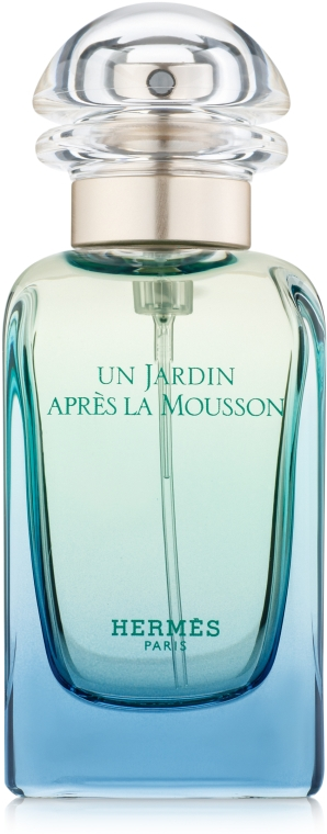 Hermes Un Jardin Apres la Mousson - Тоалетна вода — снимка N1