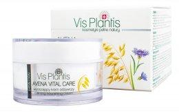 Парфюми, Парфюмерия, козметика Нощен крем за лице - Vis Plantis Avena Vital Care Nourishing Night Cream