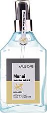 Парфюмерия и Козметика Масло за коса - Welcos Around Me Monoi Nutrition Hair Oil