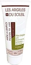 Парфюми, Парфюмерия, козметика Зелена козметична глина - Les Argiles du Soleil Superfine French Green Montmorillonite Clay (в туба)