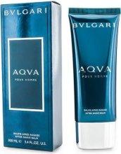 Парфюмерия и Козметика Bvlgari Aqva Pour Homme After Shave Balm - Балсам след бръснене